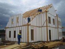 каркасное строительство домов Новодвинск