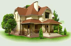 Строительство частных домов, , коттеджей в Новодвинске. Строительные и отделочные работы в Новодвинске и пригороде