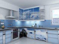 Отделка кухни в Новодвинске