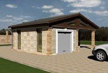 Строительство гаражей в Новодвинске и пригороде