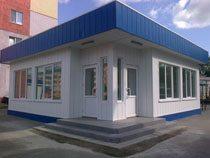 Строительство магазинов в Новодвинске и пригороде