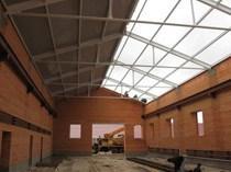 Строительство складов в Новодвинске и пригороде